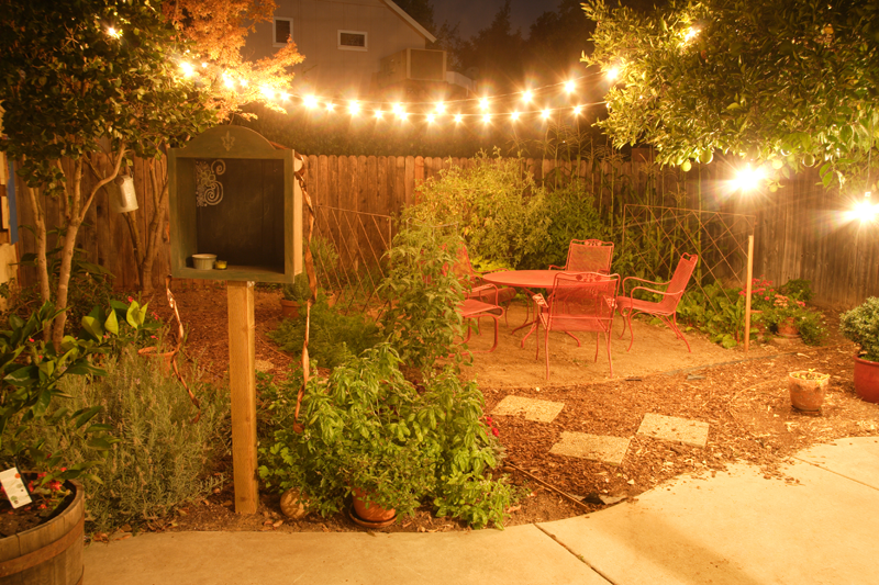 Outdoor Lighting for Special Events - Frye Electric Inc