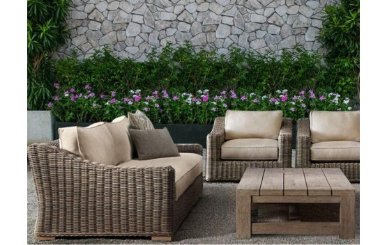 The Portsea Deep Seater Lounge setting - Plumindustries