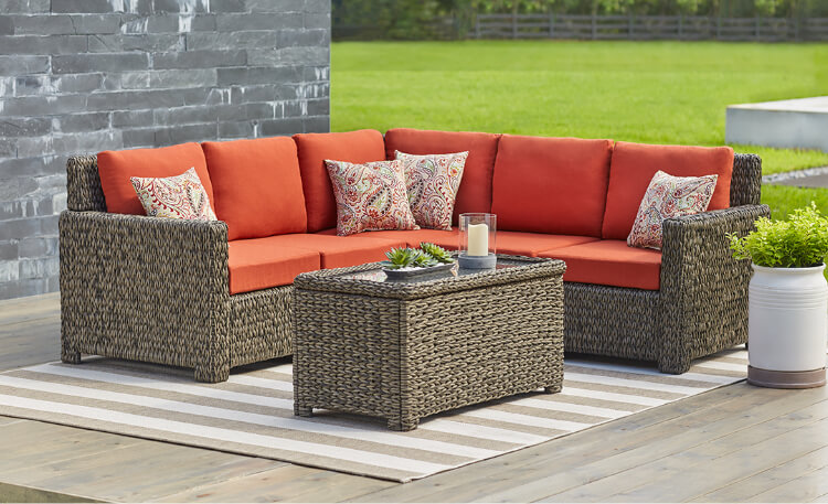 Enjoy Having Outdoor Patio Sets At Your   Lawn