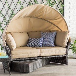 Outdoor Sofas & Loveseats You'll Love | Wayfair