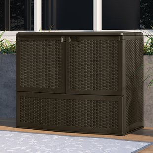 Outdoor Storage: Sheds, Deck Boxes, Greenhouses You'll Love   Wayfair