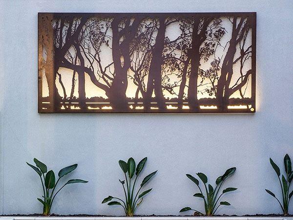 Large Metal Wall Art & Decor | Outdoor Garden Sculptures | Metal