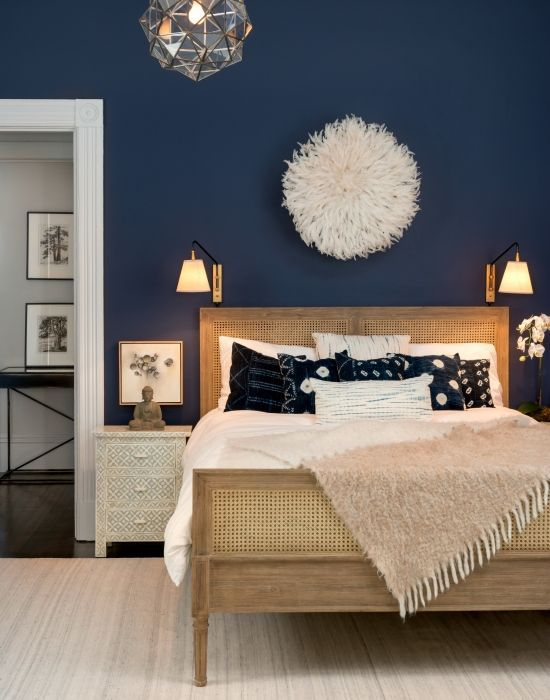 Bedroom Paint Color Trends for 2017 | BHG's Best DIY Ideas | Blue