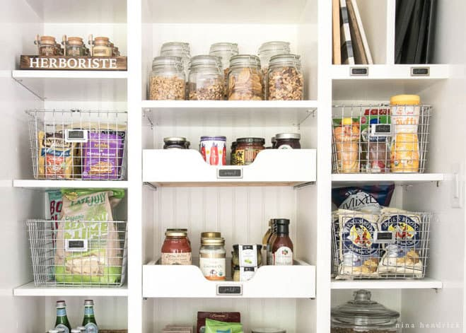 10 Pantry Organization Ideas | Tips and Tricks for an Organized Pantry