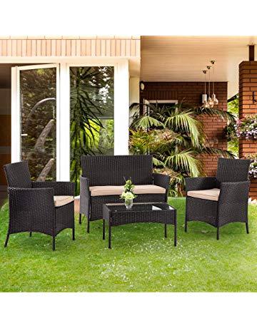 Amazon.com: Conversation Sets: Patio, Lawn & Garden