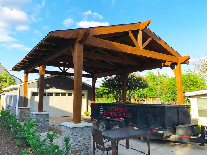 Dallas Patio Covers - Stenson Landscape Inc. | Dallas