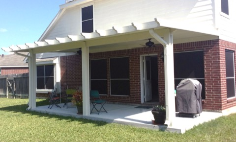 Elegant Aluminum Patio Covers
