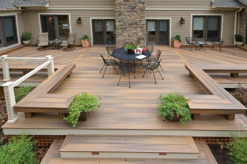 15 Modern Deck Design Photos | Outdoor Life | Pinterest | Modern