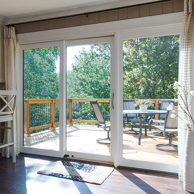 Pella Lifestyle Series Sliding Patio Door | Pella