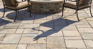 30+The Best Stone Patio Ideas   First home :D   Pinterest   Brick