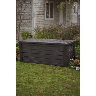 Storage Bench Deck Boxes & Patio Storage You'll Love | Wayfair