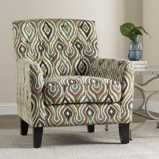 Pattern Armchair | Wayfair