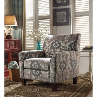 Patterned Armchair | Wayfair