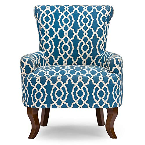 Patterned Armchair: Amazon.com