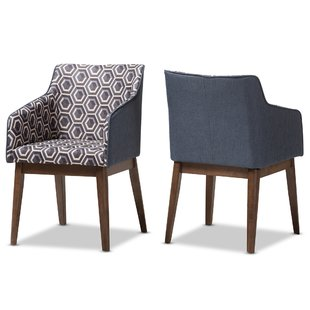 Patterned Fabric Chairs   Wayfair