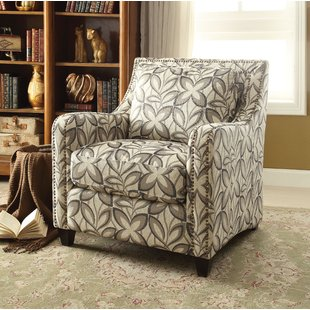 Patterned Chair | Wayfair