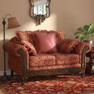 Patterned Loveseats You'll Love | Wayfair