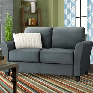 Floral Pattern Loveseats | Wayfair