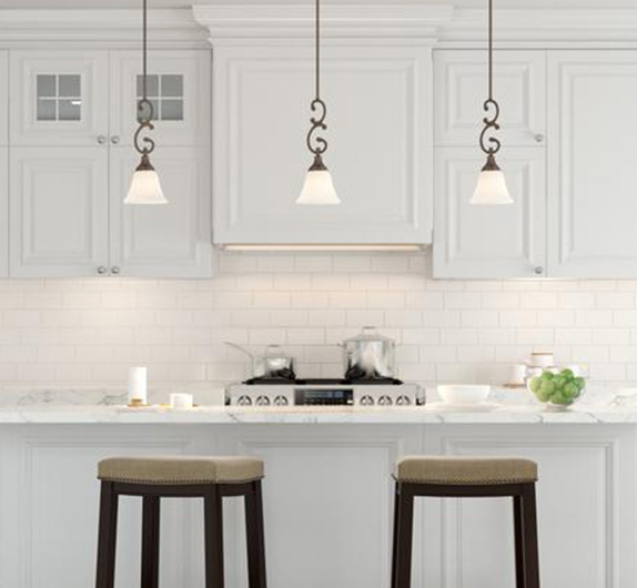 Home design ideas with pendant lighting
