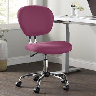Hot Pink Desk Chair | Wayfair