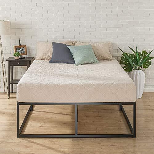 Platform Bed Frame with Storage: Amazon.com