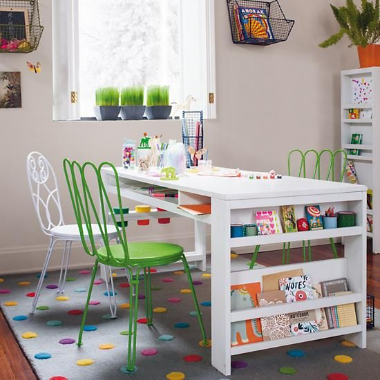 12 Inspiring Kids Playrooms that are Stylish and Fun | HOME: SPACES