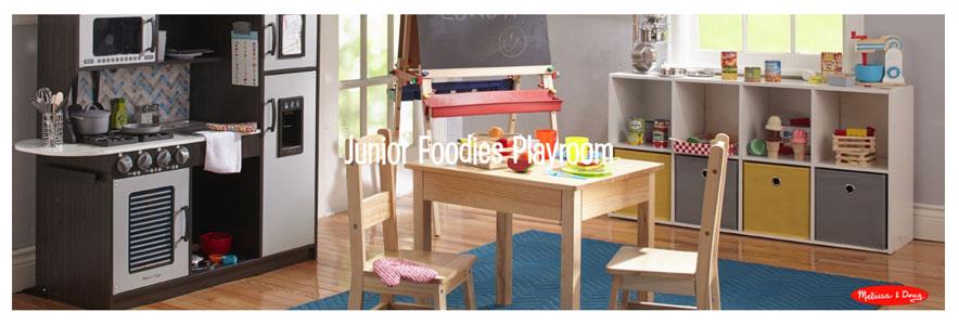 Kids Playroom Furniture and Storage - Goedeker's Home Life