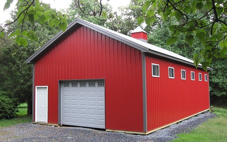What Is a Pole Barn? | DIY Pole Barns | Ohio