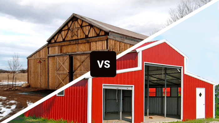 Pole Barns Vs. Metal Buildings: Which one is the best | Metal Barn