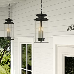 Outdoor Hanging Lights You'll Love | Wayfair