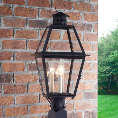 Outdoor Post Lights & Post Lanterns - Shades of Light