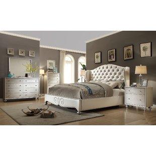 Queen Storage Bedroom Set | Wayfair