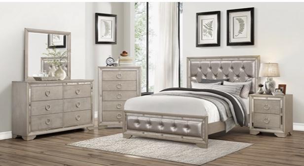 Queen Bedroom Set: Provides Feeling Of A   Queen