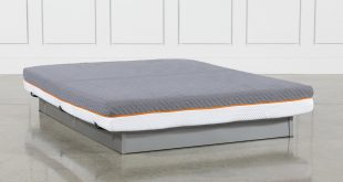8 Inch Flip-Able Queen Mattress   Living Spaces