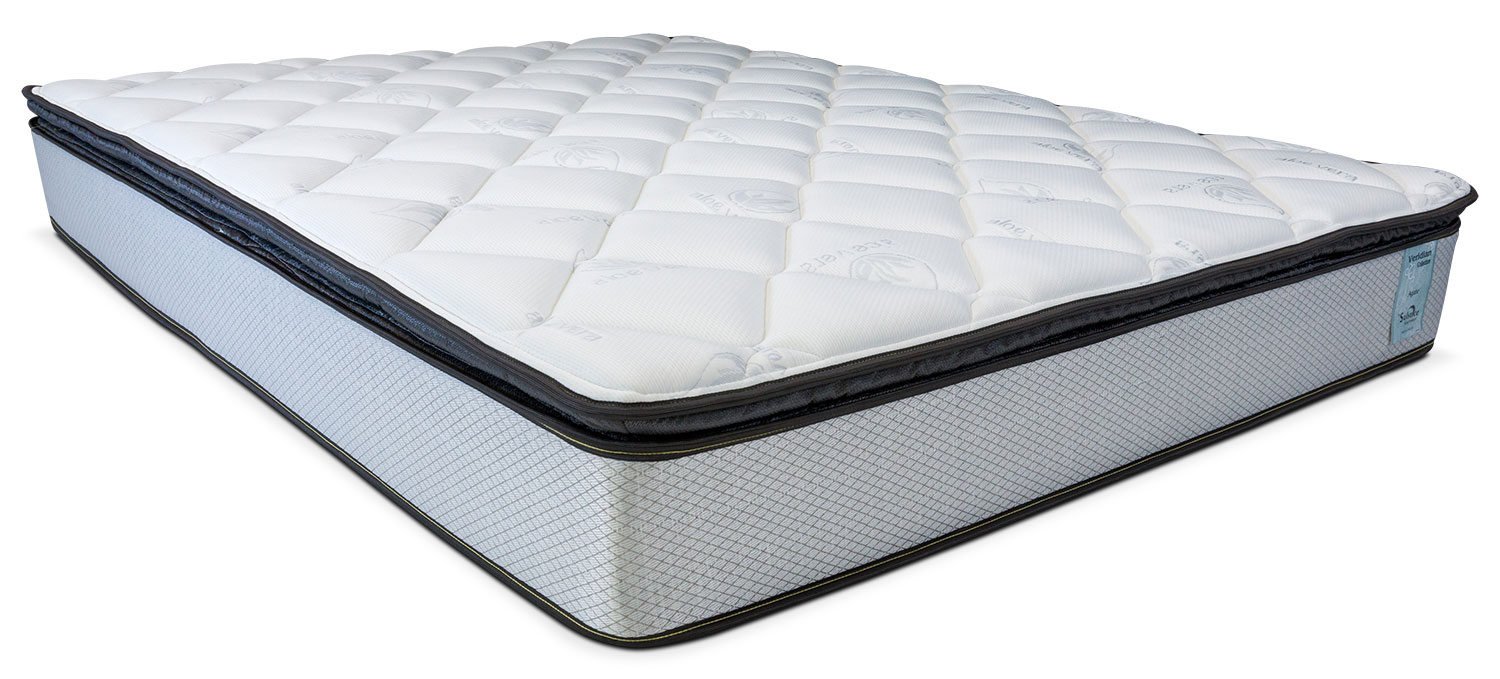 Oasis Plush Mattress | Value City Furniture and Mattresses