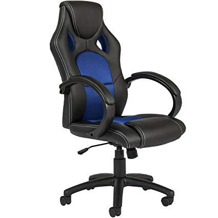 Amazon.com: Best Choice Products Executive Racing Style Swivel