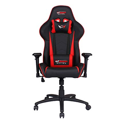 Amazon.com: GT Omega PRO Racing Gaming Chair with Ergonomic Lumbar