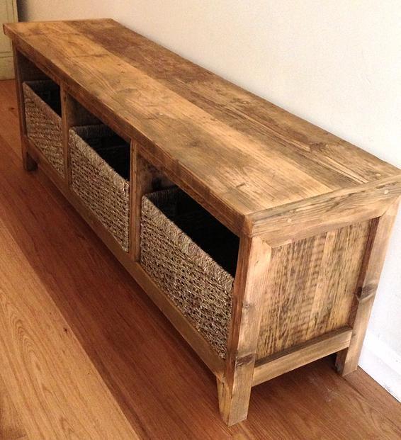 woodworks1066-scaffold board-reclaimed wood-furniture u2026 | Pinteresu2026