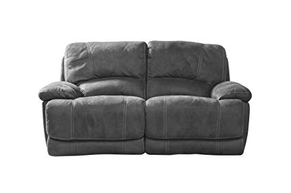 Amazon.com: Victor Microfiber Reclining Loveseat: Kitchen & Dining