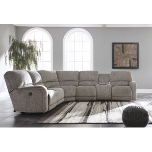 Curved Reclining Sectionals You'll Love | Wayfair