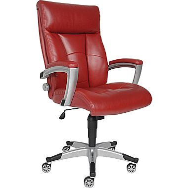 Sealy Roma Leather Executive Office Chair - Campbell's Office