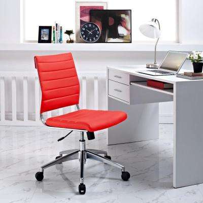 Red - Office Chairs - Home Office Furniture - The Home Depot