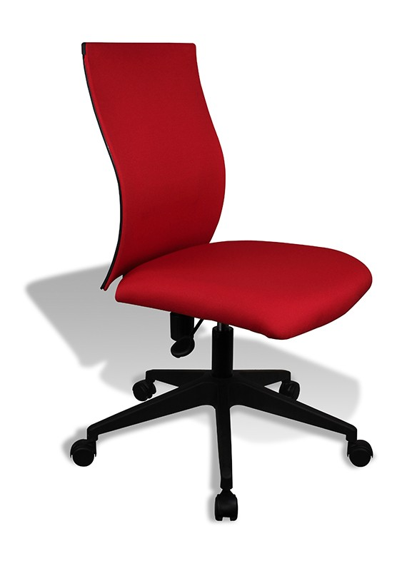 Modern Red Office Chair Kaja by Jesper | Office Chairs