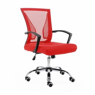 Get the beauty of color by buying red   office chair for your organization