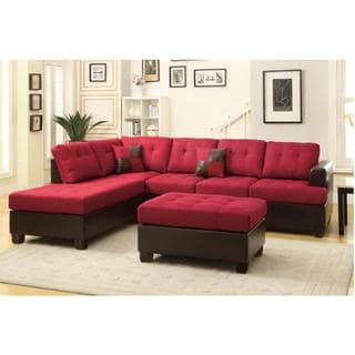 Buy Red Sectional Sofas Online at Overstock | Our Best Living Room