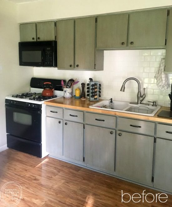 Why I Chose to Reface My Kitchen Cabinets (rather than paint or