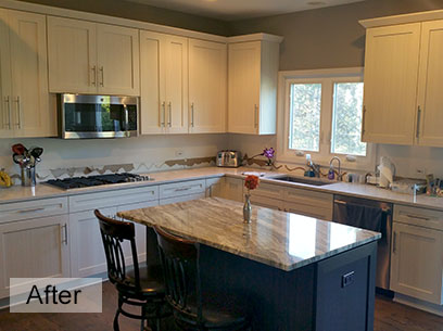 best refacing kitchen cabinets - Neat and Planned Refacing Kitchen