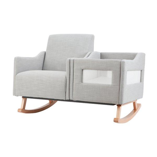 Karla Dubois Emerson Rocking Chair | Wayfair
