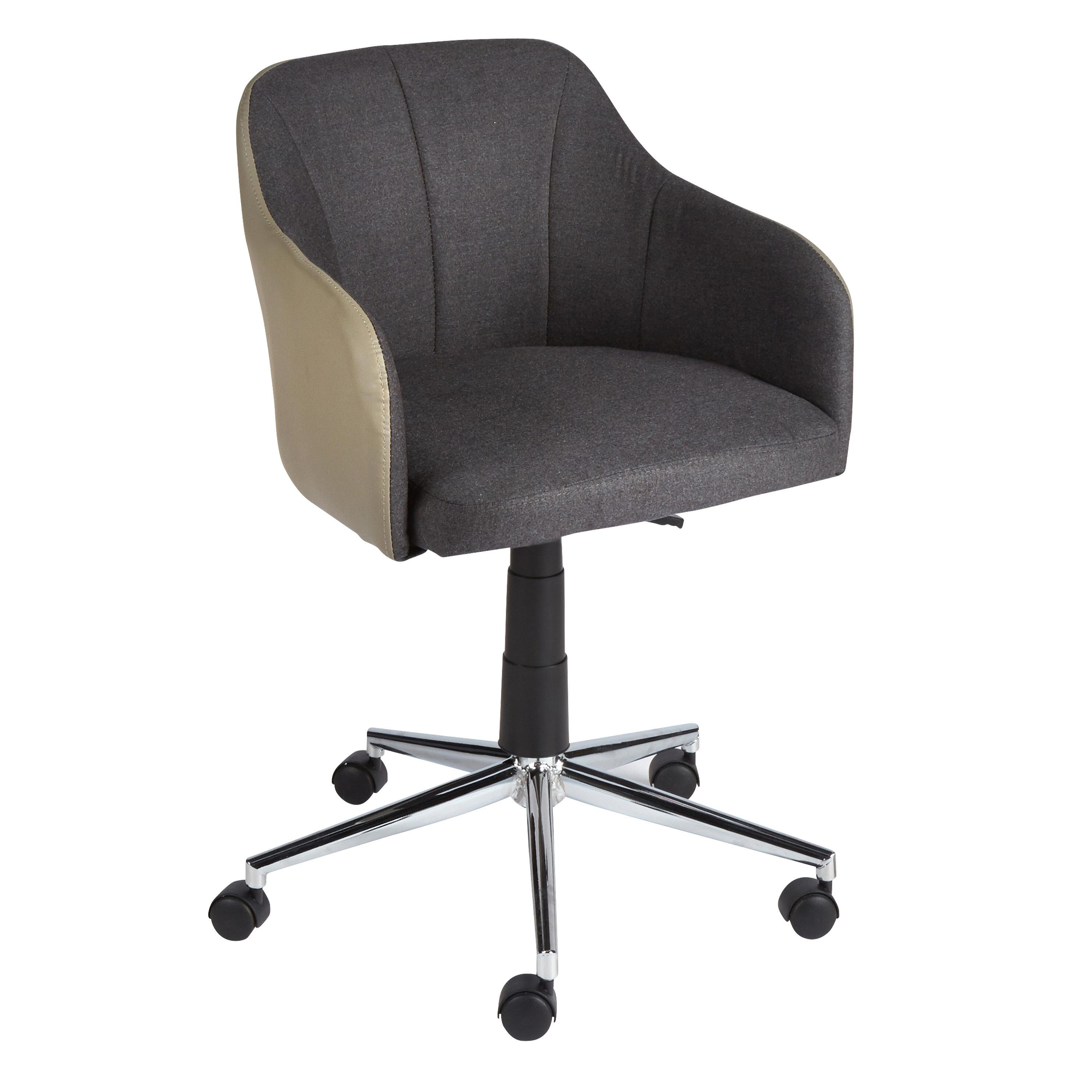 Two-Tone Rolling Office Chair - Christmas Tree Shops and That!