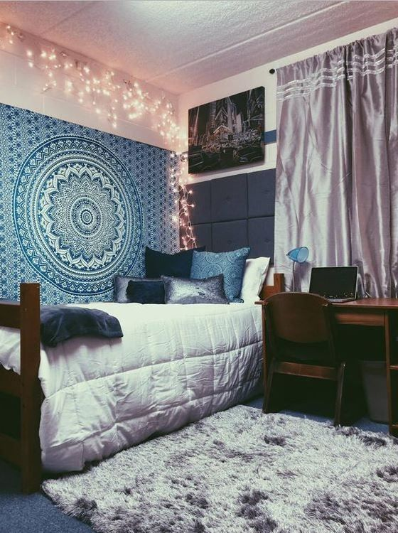 50 Cute Dorm Room Ideas That You Need To Copy | College Dorm Room